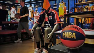 Chinese Government Tells NBA To Shut Up And Dribble And, While It Makes No Sense, That's Exactly What It's Doing