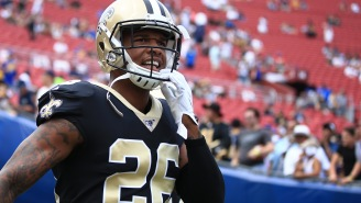 Girlfriend Of Saints' P.J. Williams Attempts To Free Him From DUI Arrest After NFC Championship Using Egregious No-Call As Excuse [Video]