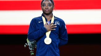 Simone Biles Is The GOAT And Wants You To Know, Says 'I'm The Best Gymnast There Is…The Facts Are Literally On The Paper'