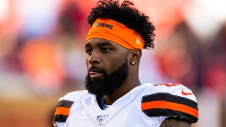 Jarvis Landry Explains What He Was Yelling At Freddie Kitchens During Browns Loss To Cardinals