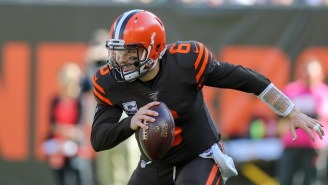 Ryan Leaf Explains Why Baker Mayfield's Approach To The Game Is Exactly What Derailed His Own Career