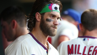 Bryce Harper Speaks Out About His Feelings On The Nationals Playing In The World Series And Whether Or Not He'll Watch