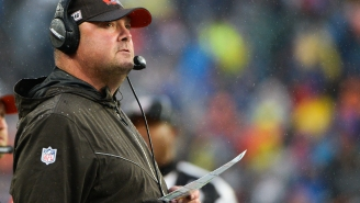 Freddie Kitchens Executed One Of The Dumbest Coaching Moves In History On Sunday And NFL Fans Are Still Baffled