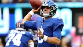 People Are Praying For Daniel Jones After Giants Release Very Bad Injury Update For Game Against Patriots