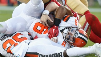 Fantasy Owners Are In A Dark Place After Baker Mayfield's Negative Points Handed Them A Crushing Loss