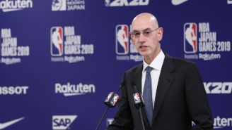 The NBA Cancels All Media Availability For Remainder Of China Trip Right After The Chinese Government Forced Them To Do So On Thursday