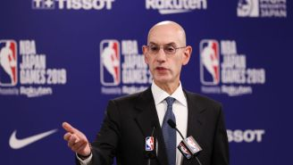 Adam Silver Says Chinese Government Asked NBA To Fire Daryl Morey, He Says 'There's No Chance That's Happening'