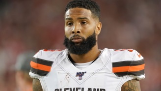The Internet Was Swept Into A Panic With The Unfounded Odell Beckham Jr. Trade Rumors