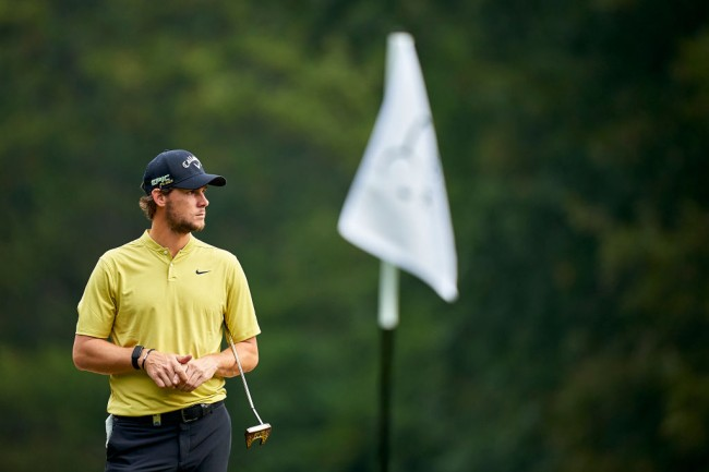 thomas pieters hole in one challenge