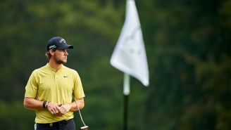 European Tour Pro Thomas Pieters Hits 500 Balls Trying To Make A Hole-In-One, It Goes About As You'd Imagine