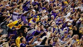 An Alabama Student Allegedly Made A Bomb Threat To LSU's Tiger Stadium Because His Friend Was About To Lose A Bet