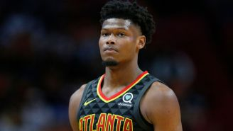 Charles Barkley Roasts Cam Reddish After Horrid Debut Game: 'He Had One More Point Than A Dead Man'