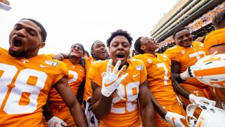 Tennessee Players Say This Year's Alabama Team Can't Win A National Title, Strong Words From A Five TD Underdog