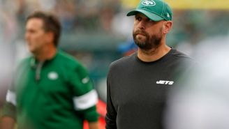 It's Astonishing Adam Gase Still Has A Job After His Latest Comments About Sam Darnold