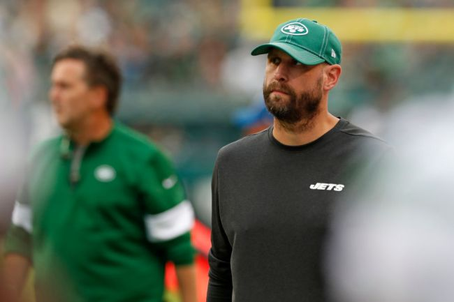 jets fans protest get adam gase fired