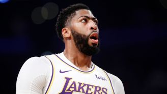 Anthony Davis Won't Be Going To Disney World Anytime Soon, Jokes That Lakers May Boycott Future Matchups With Magic