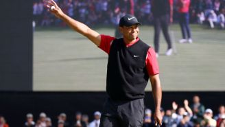 Tiger Woods Wins ZOZO Championship By Three, Ties All-Time PGA Tour Win Record