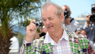 Bill Murray Applied For A Job At P.F. Chang's In An Airport And Was Hired, Got Wu-Tang Clan Drunk