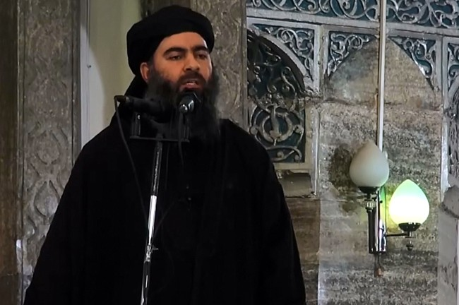 Kurdish spy slipped into Abu Bakr al-Baghdadi's compound and stole his underwear to confirm the long-sought ISIS leader's identity through DNA, a Kurdish official said.