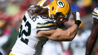 Even Former Packers LB Clay Matthews Acknowledged The Refs Gifted The Packers A Win On Monday Night Football