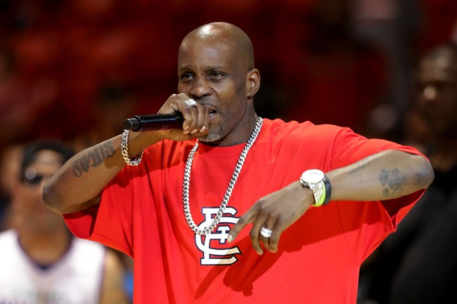 """DMX admits himself into rehab after a recent bout with substance abuse and wrote on Instagram that it is his """"ongoing commitment to putting family and sobriety first."""""""
