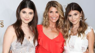 Lori Loughlin's Daughters Are No Longer Enrolled At USC, Party It Up At Jonas Brothers Concert