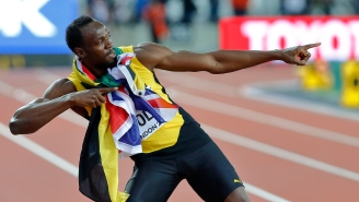 Usain Bolt Is  Open To Playing In The NFL, Would Be Interested In Playing For The Patriots Or Packers