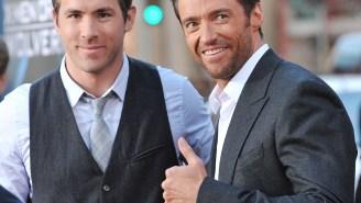 Ryan Reynolds Trolls Hugh Jackman Again By Sending A Very Special 'Happy Birthday' Video