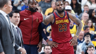 Kendrick Perkins Defends LeBron James Over China Comments And Goes So Far To Say Daryl Morey Is The Selfish One