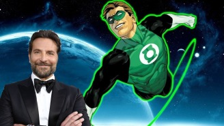 Warner Bros. Reportedly Eyeing Bradley Cooper For The Role Of Green Lantern