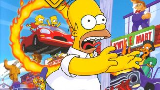The Guy Behind 'The Simpsons: Hit And Run' Says A Remaster Could Happen