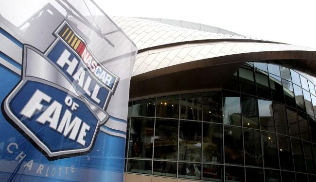 Hundreds Of Birds Smashed Into The NASCAR Hall Of Fame Building
