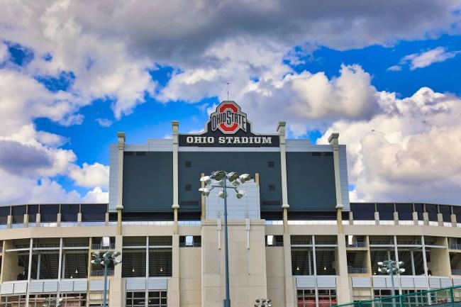 The Ohio State University stadium