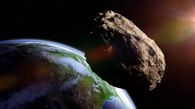 The European Space Agency detected asteroid 2019 SU3, declare it is the fourth most dangerous asteroid because it could collide with Earth in 65 years.