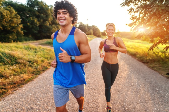 New study released in The Journal of Clinical Endocrinology and Metabolism shows that men who exercised before breakfast burned twice the amount of fat than men who waited until after breakfast.