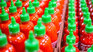 Arrests Made After 768 Bottles Of Sriracha Had 880 Pounds Of Crystal Meth Worth $210 Million Hidden Inside