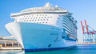 Royal Caribbean Passenger Banned For Life After She Snapped Dangerous Selfie On Cruise Ship For The Gram