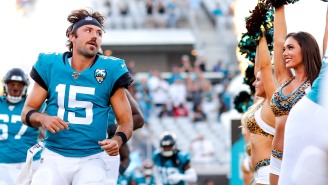 Nick Foles Has Been Named The Jags' Starter Meaning Minshew Mania Is, Sadly, Over For The Time Being