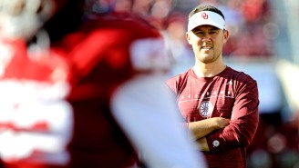 Jerry Jones Is 'Very Intrigued' By Making Lincoln Riley The Cowboys' Next Head Coach, According To Report