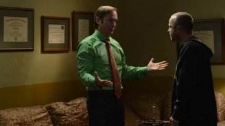 Aaron Paul Is More Than Ready And Willing To Appear On 'Better Call Saul'