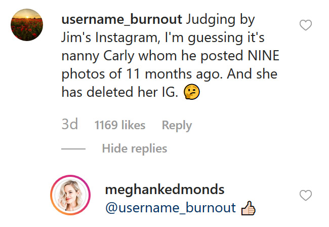 Jim Edmonds Instagram Post I Did Not Sleep With Our Nanny