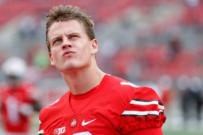 Joe Burrow describes the insulting motivational tactics Urban Meyer used on him at Ohio State