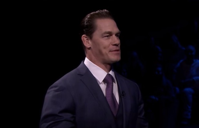John Cena The Tonight Show Starring Jimmy Fallon