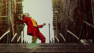 Big Anti-Sequel Guy Joaquin Phoenix Sure Sounds Like He's Down For A 'Joker' Sequel