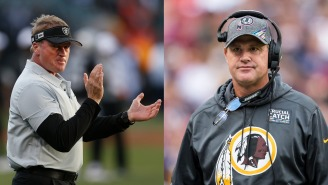 Jon Gruden On His Brother Jay Getting Fired: 'Welcome To The Club, Bro!'