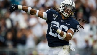 James Franklin Had The Perfect Response After An Idiot Fan Criticized A Penn State Player For Having Dreadlocks