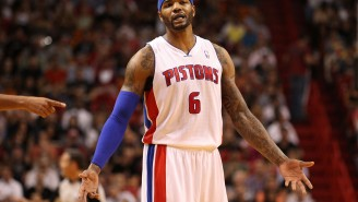 Josh Smith's Still Making Bank From The Pistons Even Though He Hasn't Played For The Team In Five Years