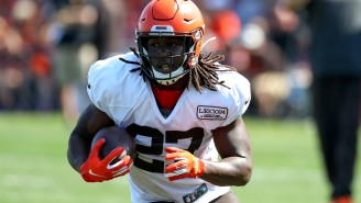 Kareem Hunt Begins Practicing In Cleveland; Myopic Browns Fans Have Many Sizzling Hot Takes