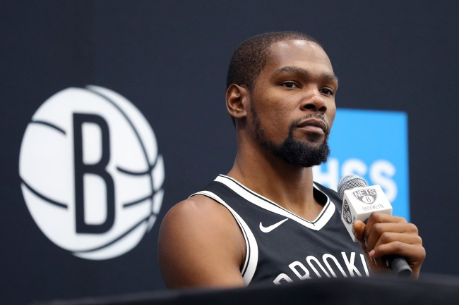 Kevin Durant admits he feared his career was over after tearing Achilles in NBA Finals