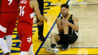 Steve Kerr Says Klay Thompson Will Likely Miss All Of This Season Despite Previous Reports About An Early Return